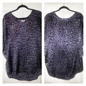 Joie Dolman Sleeved Silk Shirt